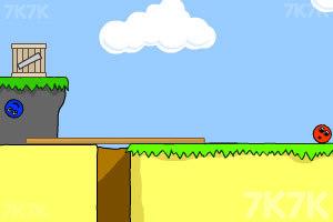 《小球找钻石》游戏画面8