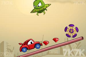 《大车吃小车2豪华版》游戏画面3