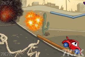 《大車吃小車2無敵版》游戲畫面5