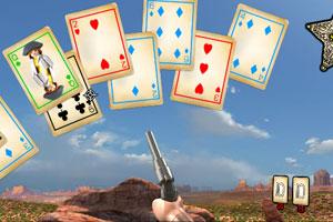 《手枪扑克》游戏画面1