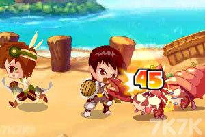 《宝剑传说》游戏画面5