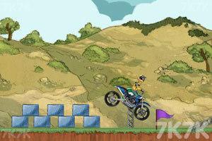 《摩托特技越野赛》游戏画面9
