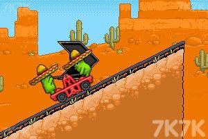 《铁路双雄英文版》游戏画面2