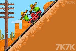 《铁路双雄英文版》游戏画面3