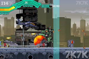 《疯狂机械人》游戏画面3