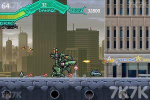 《疯狂机械人》游戏画面10