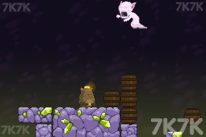 《胖胖猫山洞大闯关》游戏画面10