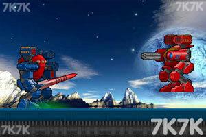 《機器人大對戰中文版》游戲畫面7