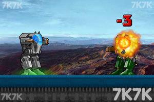 《機器人大對戰中文版》游戲畫面10