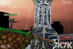 《未来战士2中文无敌版》游戏画面2