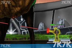《未来战士2中文无敌版》游戏画面7