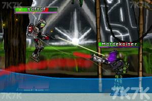 《未来战士2中文无敌版》游戏画面1