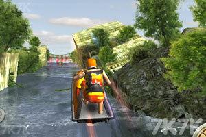 《3D极限摩托艇》游戏画面10