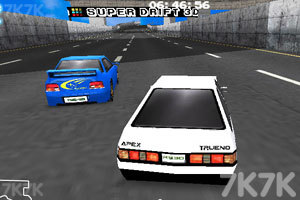 《3D超级竞速2》游戏画面1