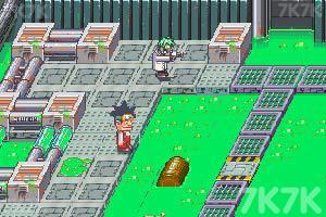 《硫酸厂冒险》游戏画面3