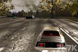 《3D极品飞车赛》游戏画面2