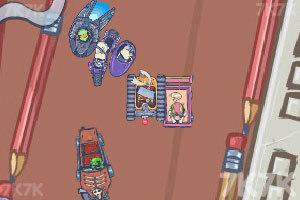 《迷你赛车手》游戏画面5