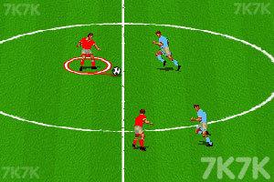 《足球大师》游戏画面4