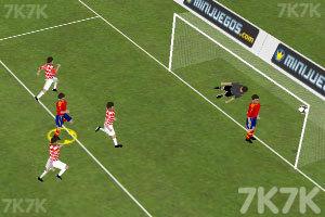 《世界杯实况2》游戏画面1