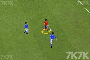 《世界杯实况2》游戏画面3