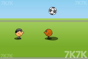 《双人足球》游戏画面3
