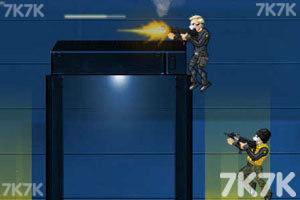 《狙击外星人部队无敌版》游戏画面6