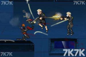 《狙击外星人部队无敌版》游戏画面10