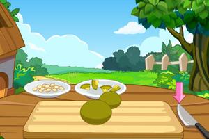 《奇异果脆芭菲》游戏画面1