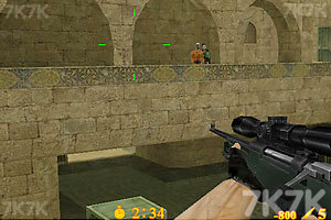 《反恐狙击手3》截图2