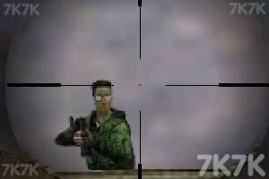 《反恐狙击王2无敌版》游戏画面8