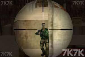 《反恐狙击王2无敌版》游戏画面5