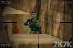 《反恐狙击王2无敌版》游戏画面3