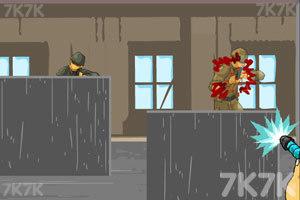 《兰博突击之森林》游戏画面2