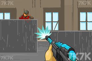 《兰博突击之森林》游戏画面6