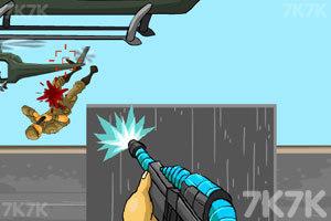 《兰博突击之森林》游戏画面8