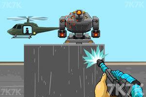 《兰博突击之森林》游戏画面9