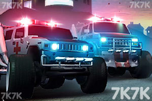 《繁忙救护车》游戏画面1