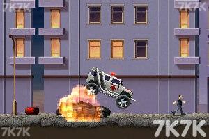 《繁忙救护车》游戏画面8