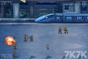 《城市袭击战》游戏画面4