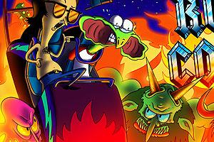 《地狱过山车》游戏画面1