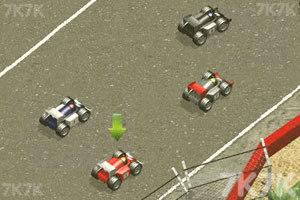 《F1赛车大奖赛2》游戏画面2