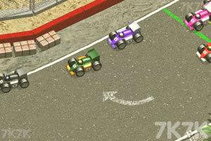《F1赛车大奖赛2》游戏画面9