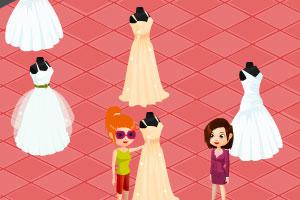 《新娘婚纱店》截图1