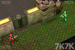 《异形空间-团队力量》游戏画面3