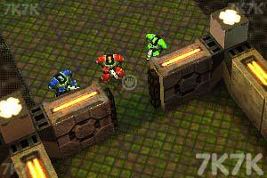 《异形空间-团队力量》游戏画面9