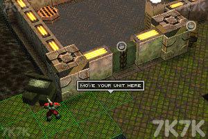 《异形空间-团队力量》游戏画面2