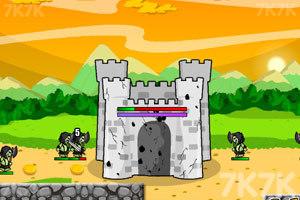 《传奇战争-城堡防御》游戏画面5