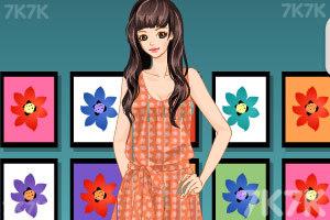 《七彩纱裙》游戏画面5