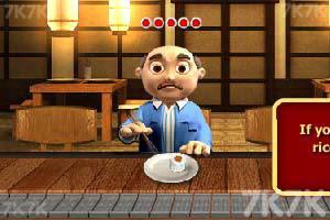 《韩式寿司店》游戏画面2