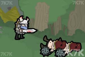 《海盗哈拉尔》游戏画面6